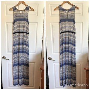 Ann Taylor Loft Maxi Dress - size small